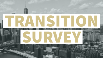 Take the Transition Survey today!