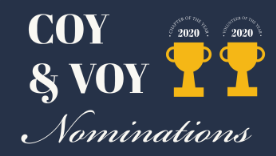 2020 Chapter-of-the-Year and Volunteer-of-the-Year Nominations DUE 4/1